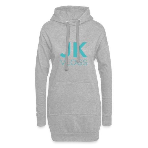 JK Vlogs Logo - Hoodie Dress