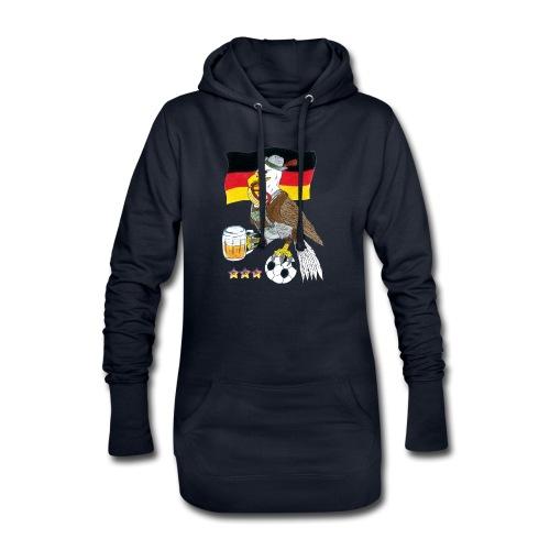 Deutscher Bundesadler - Hoodie-Kleid