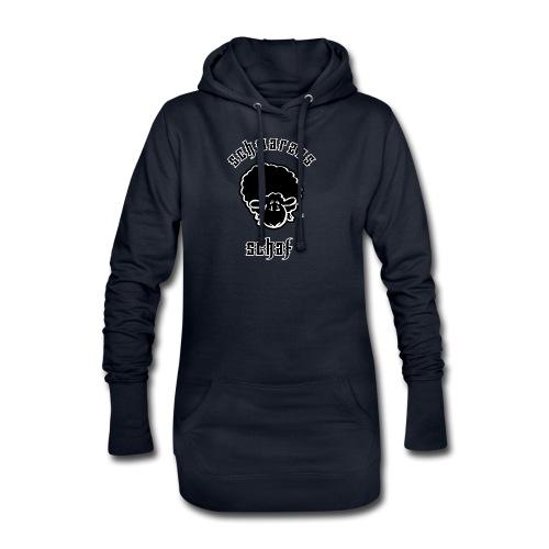Schwarzes Schaf (Black Sheep) - Hoodie Dress