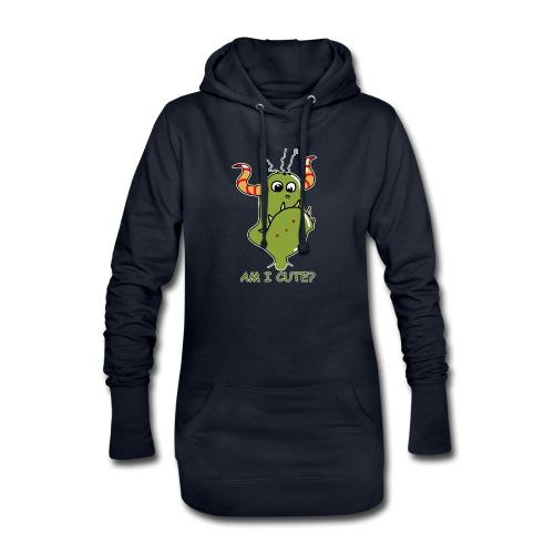 Cute monster - Hoodie Dress