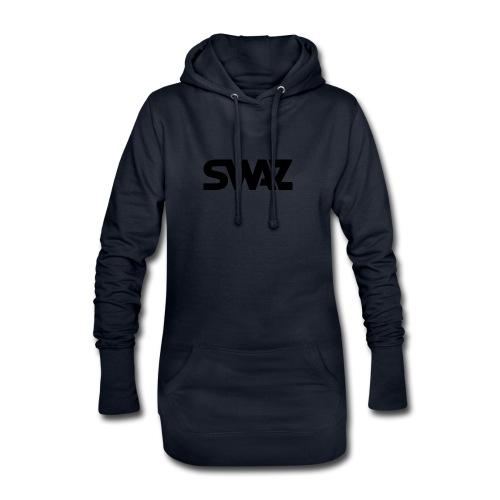 swaz-icon-black - Hoodie Dress