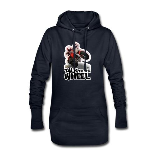 Ducati Monster Wheelie B - Sudadera vestido con capucha