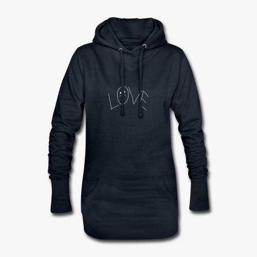 Lil Peep Love Tattoo - Hoodie-Kleid