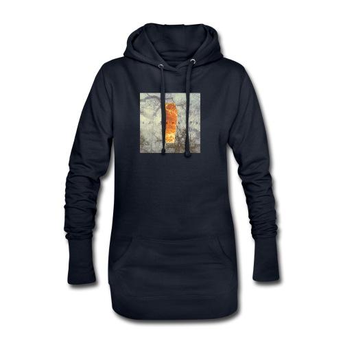 Kultahauta - Hoodie Dress