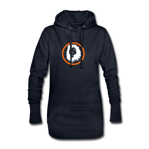 Absogames white lion unisex hoodie - Hoodie Dress