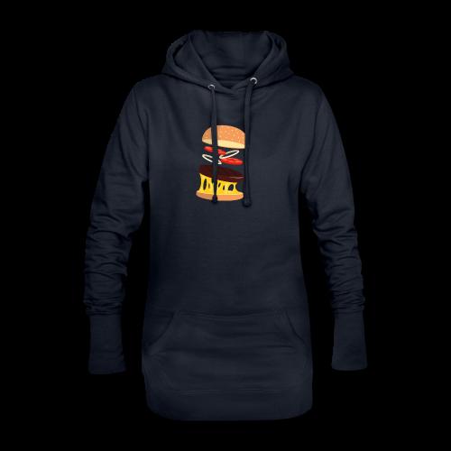 Hamburger Men - Hoodie Dress