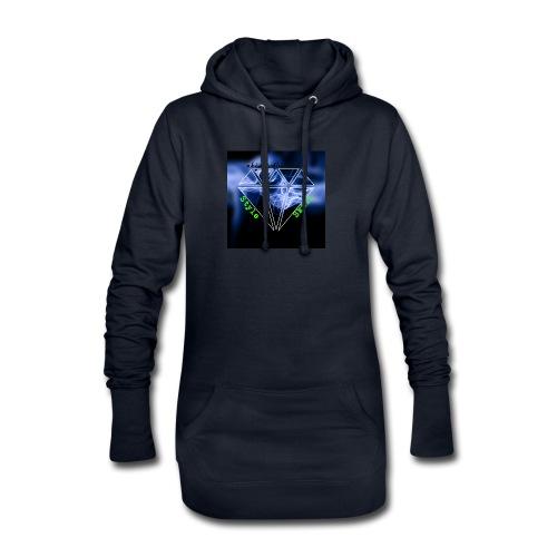 StyleSkilldia - Hoodie-Kleid