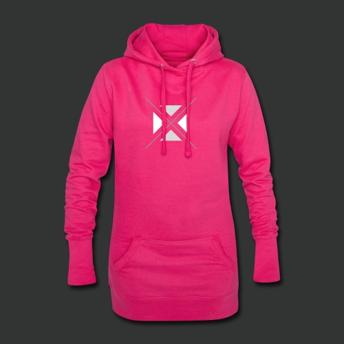 hipster triangles - Hoodie Dress