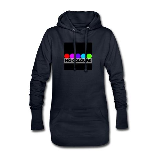 no_colours_20 - Sudadera vestido con capucha