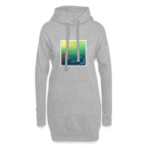 MAGIC - Hoodiejurk