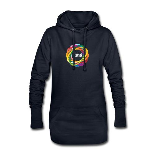 Mastok's Logo - Hoodie-Kleid