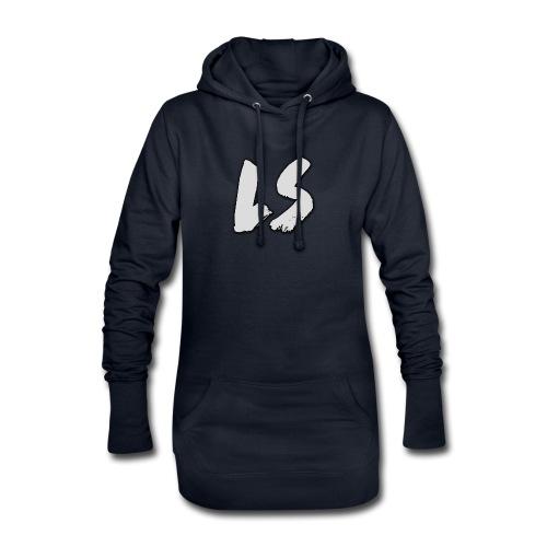 ls logo - Hoodiejurk