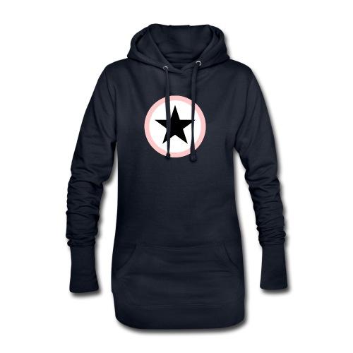 Baby Star rose Superstar - Hoodie-Kleid