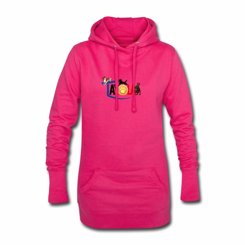 TAYOLA logo 2019 HD - Sweat-shirt à capuche long Femme