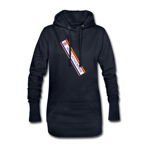 Miss Catastrophe - Sweat-shirt à capuche long Femme