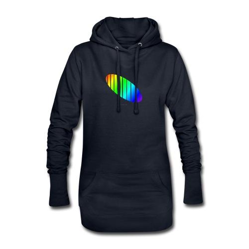 shirt-01-elypse - Hoodie-Kleid