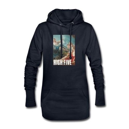 High Five - Sweat-shirt à capuche long Femme