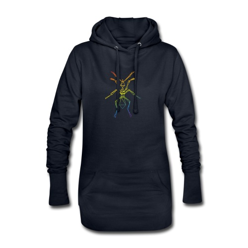 ANT - Logo - Hoodie Dress
