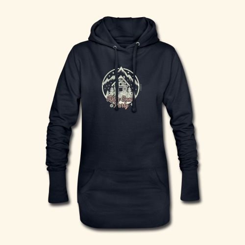 Apres Ski Party T Shirt After Snow Party - Hoodie-Kleid