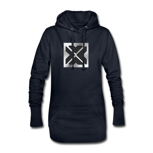 Logo Xtr3mZMiniboy - Sweat-shirt à capuche long Femme