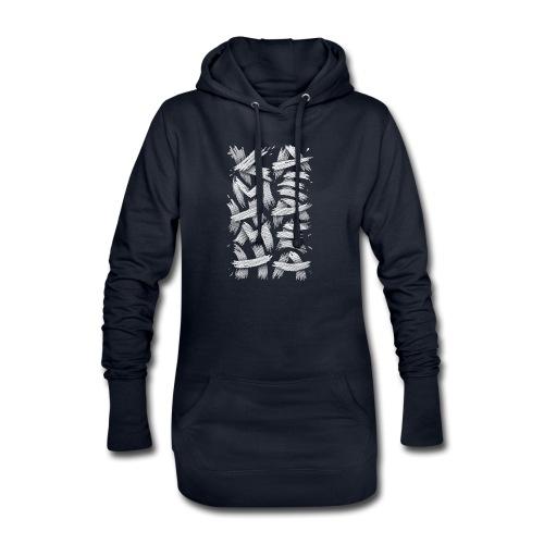 KAMEHAMEHA - Hoodie Dress