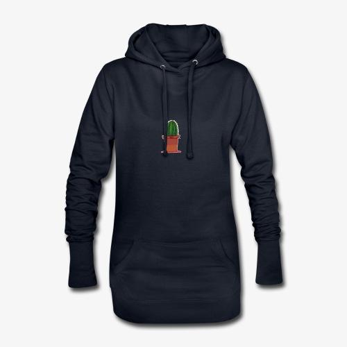 Cactus - Hoodie-Kleid