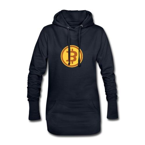 Bitcoin - Hoodie-Kleid