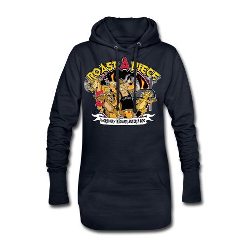 Roast a Piece Streetwear - Hoodie-Kleid
