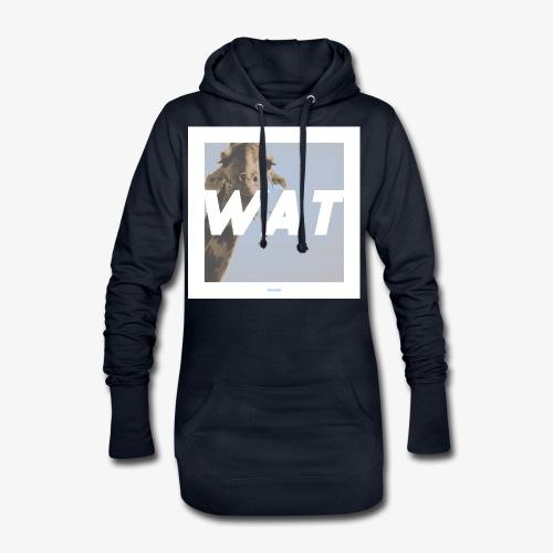 WAT #01 - Hoodie-Kleid