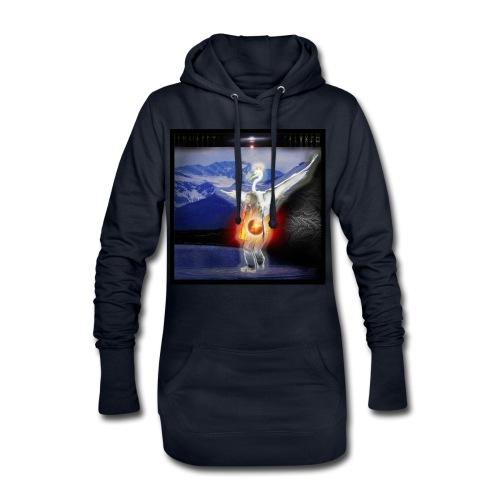 méditation 5 - Sweat-shirt à capuche long Femme