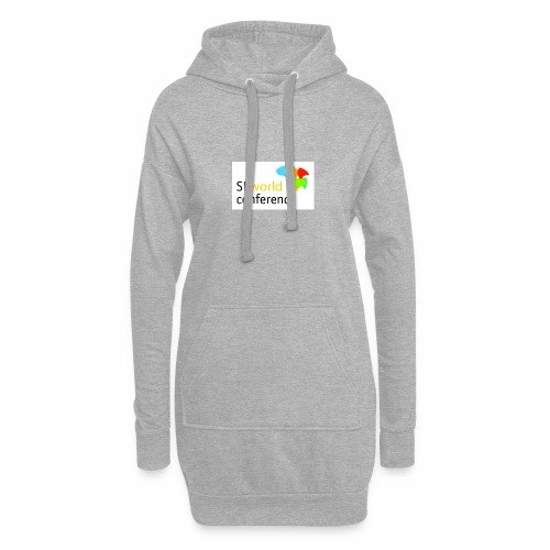 SFworldconference T-Shirts - Hoodie-Kleid