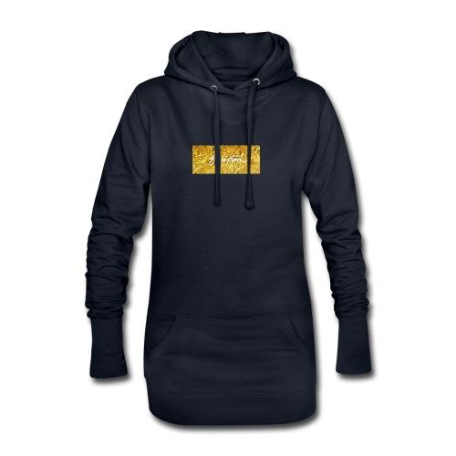 Scripted. Box Logo - Hoodie Dress