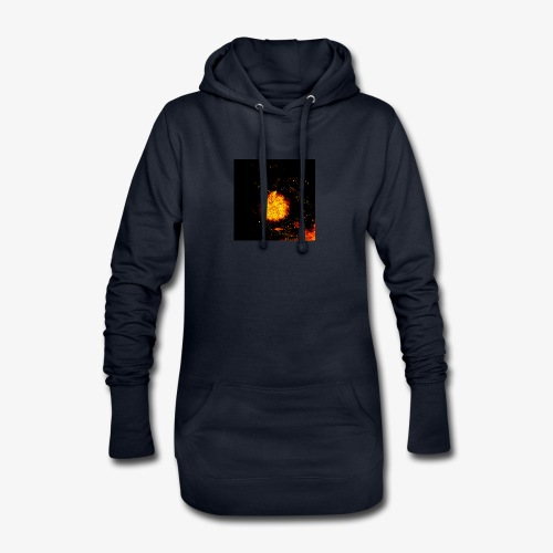FIRE BEAST - Hoodiejurk