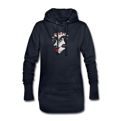 KISS US - Hoodie-kjole