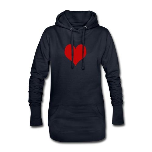 Love&Love - Vestitino con cappuccio