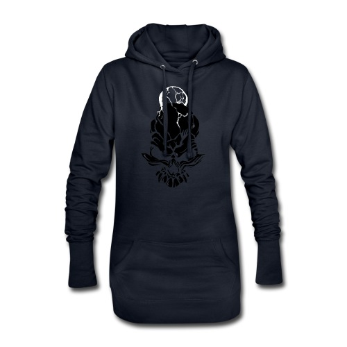 F noize fronte png - Hoodie Dress