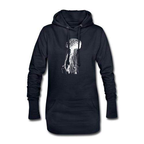 Jellybrain - Hoodie-Kleid