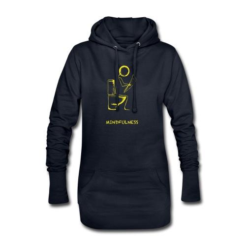 Mindfulness t-shirt - Hoodie Dress