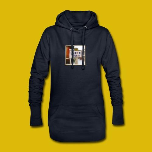 Gogoldorak - Sweat-shirt à capuche long Femme