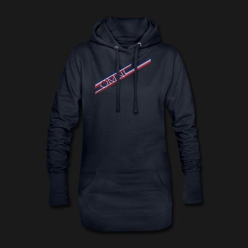 Tour Edition Long Shirt - Hoodie-Kleid