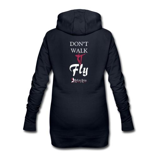 Dont walk fly - Vestitino con cappuccio