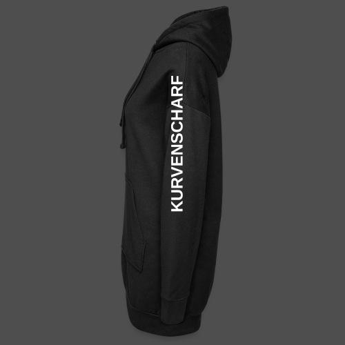 KURVENSCHARF 0TE04 - Hoodie Dress