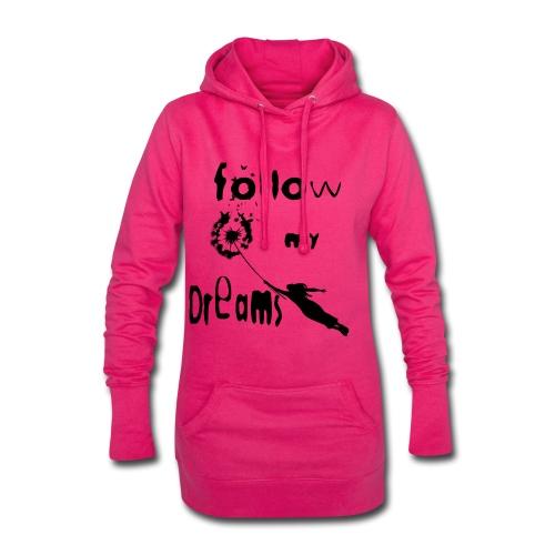 Follow my dreams - Vestitino con cappuccio