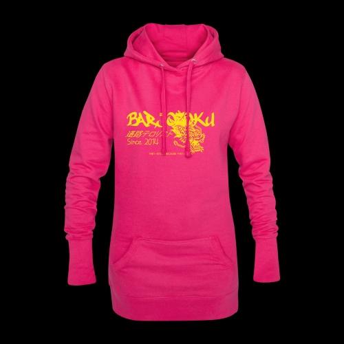 Dragonzoku - Sweat-shirt à capuche long Femme