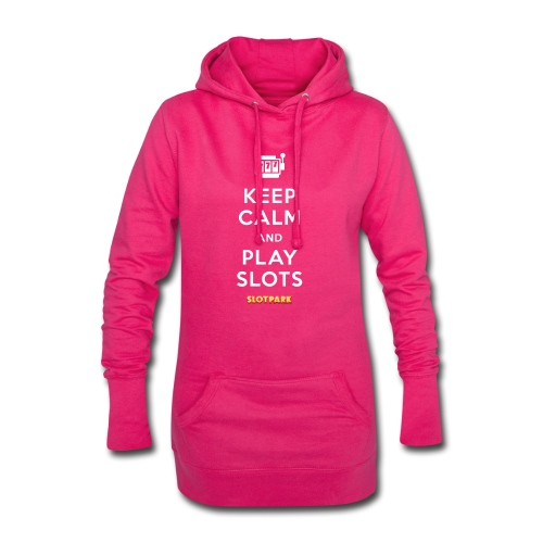 Keep Calm and Play Slots - Hoodie Dress