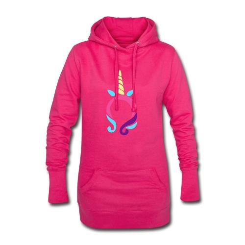 Unicorn - Hoodie-Kleid