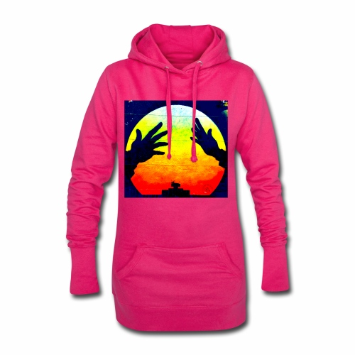 Nuclear Hands - Hoodie Dress