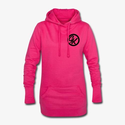 GK Pink buddy | women - Hoodie Dress