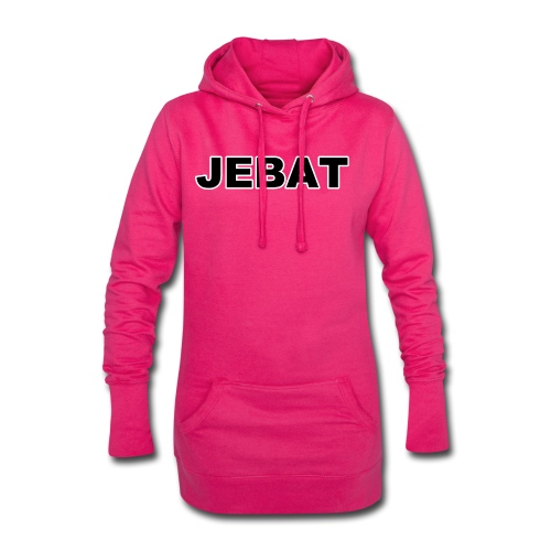 Jebat outline - Hoodie-Kleid