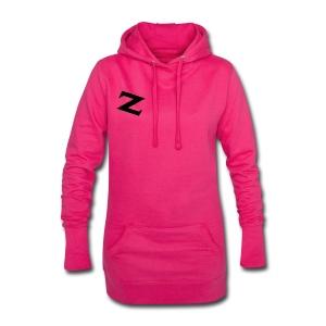 Zenix Offizielles Logo - Hoodie-Kleid